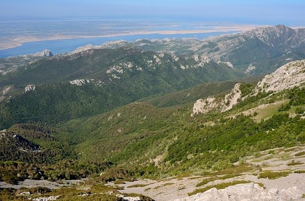Blick über den Nationalpark
